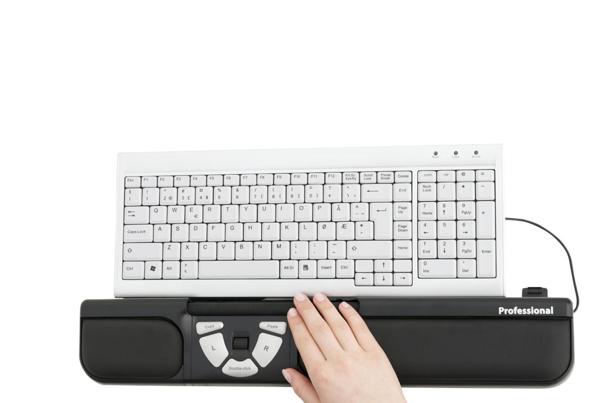 Professional Mouse passer til alle, enten du er høyre eller